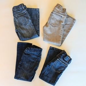 Boys Jean Bundle Old Navy & H & M, Size 4